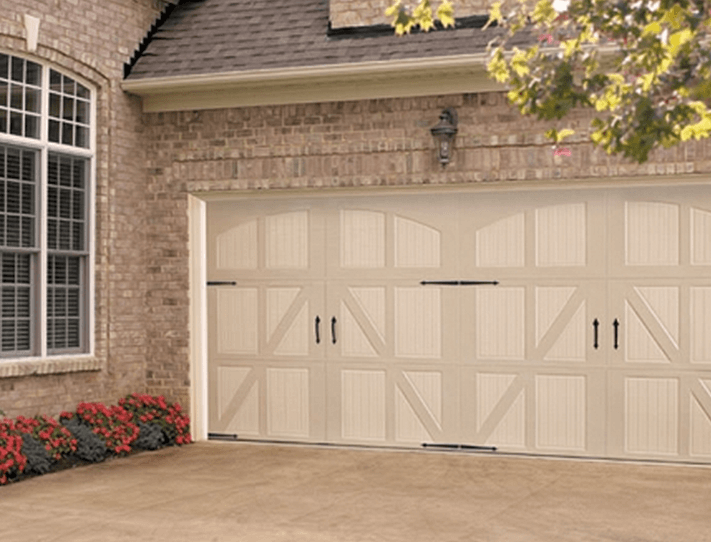 Garage Door Spring Replacement Trenton MI - Town & Country Door - classica_beige