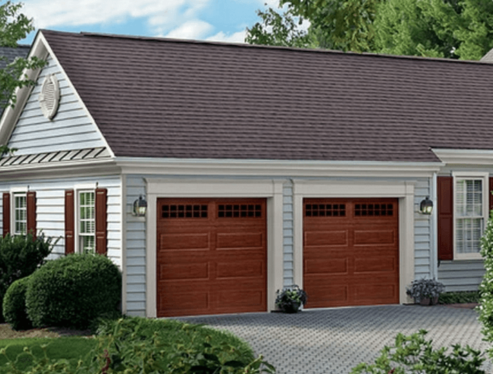 Garage Door Panels Wyandotte MI, Installation & Repair - Town & Country Door - stratford_brown