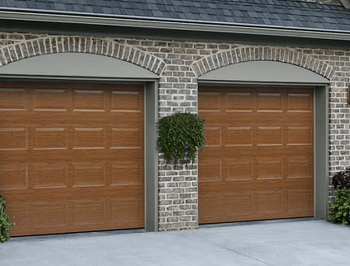 Garage Door Replacement Monroe MI - Town & Country Door - stratford_brown_door