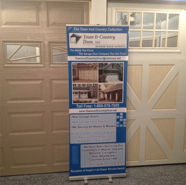 Garage Door Installers in Romeo MI, Repair Service - Town & Country Door - town_and_country_door