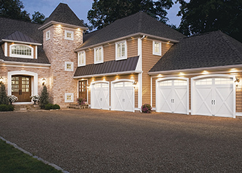 New Garage Doors - Town & Country Door, LLC. - coachman-4-door